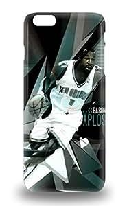 Iphone Faddish NBA Golden State Warriors Baron Davis #5 Case Cover For Iphone 6 Plus 3D PC Soft Case