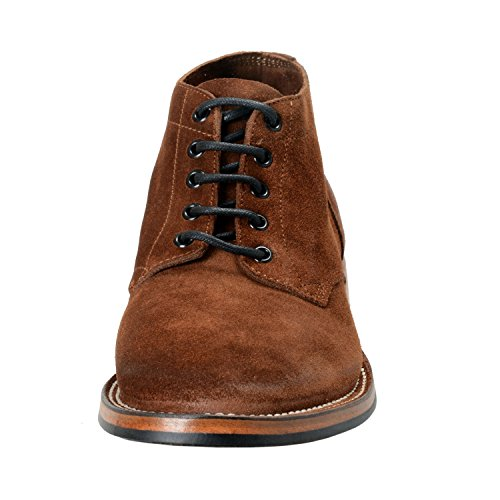 Belstaff Mens Stockwell Brown Suede Leather Boots Shoes US 10 IT 43 B0Y0wRV79