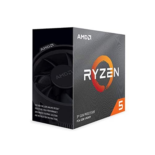 AMD Ryzen 5 3600 6-Core,...