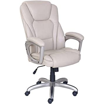 Amazoncom Serta Big Tall Commercial Office Chair with Memory