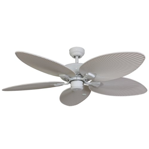 Honeywell Palm Island 52-Inch Tropical Ceiling Fan, Five