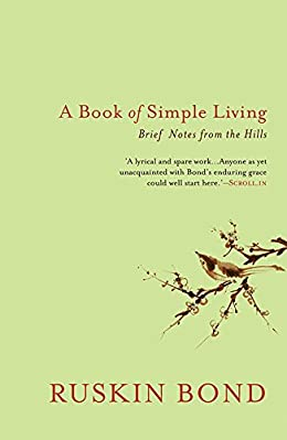 A Book of Simple Living - Ruskin Bond Books