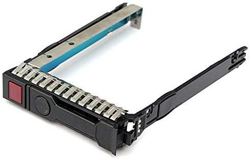 2.5 Inch Tray Caddy Sled ProLiant for HP 651687-001 Gen8 G8 DL380 Renewed