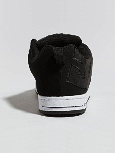Se Zapatos DC 5 Zapatillas deporte hombre de Black 48 para Graffik fqf0wAg