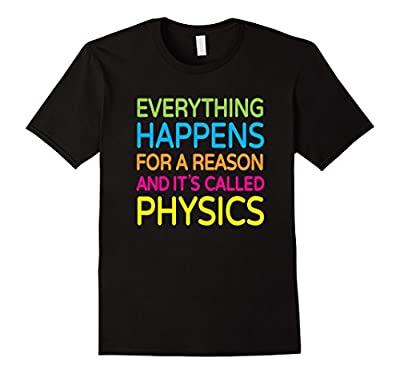 Funny Physics T Shirt