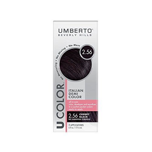 Umberto Beverly Hills U Color 2.56 - Cherry Black by Umberto Beverly - Mall Cherry Hill Shopping