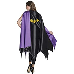 Rubie's Costume Co Women's DC Superheroes Deluxe Batgirl Cape