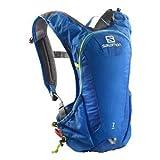 Salomon Agile Bag (Set of 7), Union Blue/Gecko Green