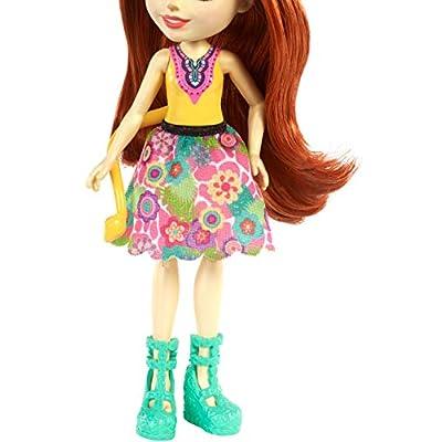 Enchantimals Gillian Giraffe Dolls: Toys & Games