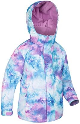Mountain Warehouse Kids Ski Jacket & Pants Set – Winter Snowsuit Package
