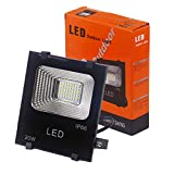 20W 30W 50W 100W 150W 200W LED Flood Light Landscape Outdoor Security Spot Lamp Review