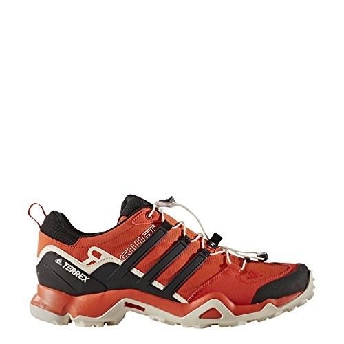 adidas Terrex Swift R, Chaussures de Randonnée Homme, Orange (Arancione Energi/Negbas/Blatiz), 44 EU