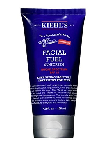 Facial Fuel SPF 15 Sunscreen Energizing Moisture Treatment 4.2oz – 125ml Review
