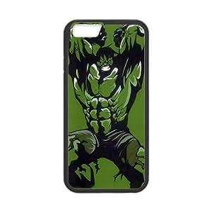 """6S (Carcasa iPhone 4,7"""" ), iPhone 6/6S-Carcasa, diseño de The Hulk case-Funda en forma de libro para iPhone 6, iPhone 6/6S wallet case"""