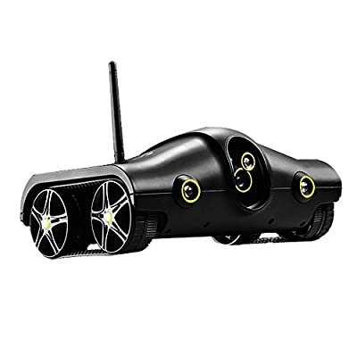 PowerLead Aspy Drive Spy Remote Control Toys RC Car Android WIFI Control Off-road Spy Vehicle Toys Cameras Spy Video Camera