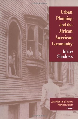 Search : Urban Planning and the African-American Community: In the Shadows