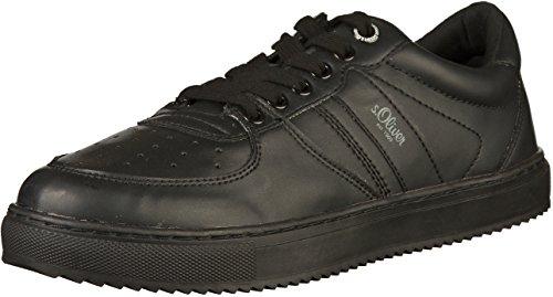 s.Oliver 5-13645-20 Herren Sneakers Schwarz