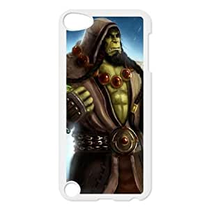 iPod Touch 5 Case White Thrall Vkam