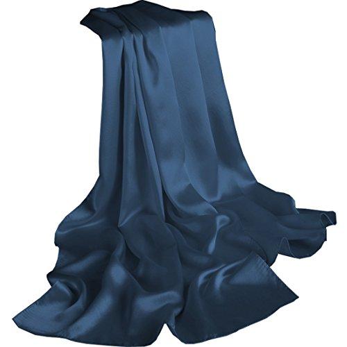 issa blue wrap dress - 2