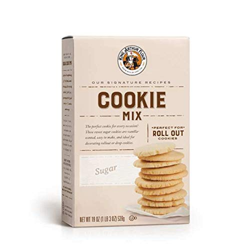 (King Arthur Flour Sugar Cookie Mix)