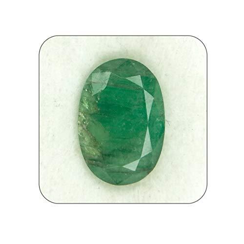 Gemstone ! Best Price Panna 14.70 Carat Certified Natural UntreatedUnheated Colombian Oval Shape Green Emerald VJ431