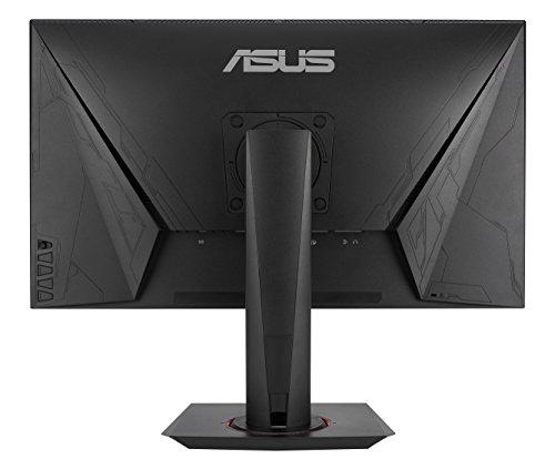 "Asus VG278Q - Monitor Gaming de 27"" FHD (1920x1080, TN, 16:9, HDMI 1.4, DisplayPort 1.2, 1ms, 144Hz, Adaptive-Sync, G-Sync Compatible, ELMB, Flicker Free, Ajustable en Giro y Altura, Altavoces) Negro 11"