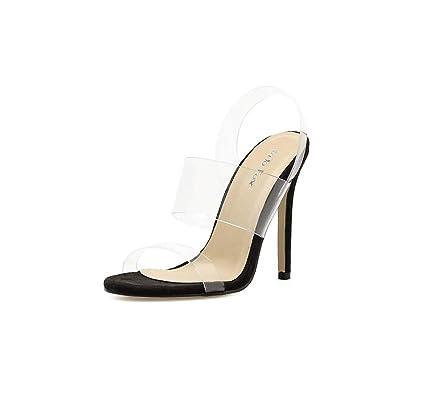 52e65c696fd Amazon.com   GHFJDO Women Open Toe Sandals