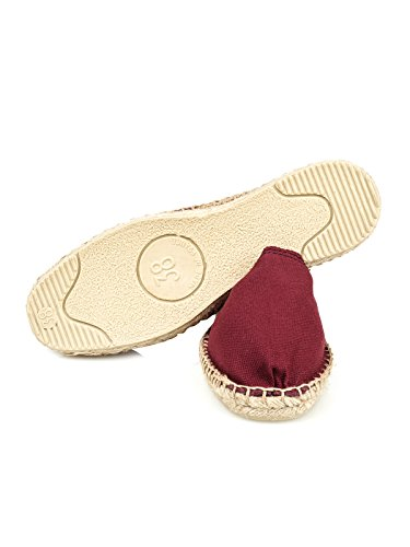 Adulto nbsp;Unisex Classic Scarpe bordeaux 'Originale L 100 Basse espadrij Espadrille sable qx1FZXA4w