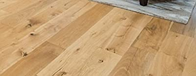 "Wide Plank 7 1/2"" x 5/8"" European French Oak (Utah) Prefinished Engineered Wood Flooring Samples at Discount Prices by Hurst Hardwoods"