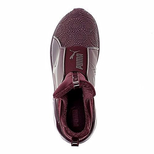 Puma US Baskets UK Femmes 189866 02 KRM 7 Baskets Rouge Montantes Féroce Prune 5 38 Vin 5 EU 1wqx1fTB