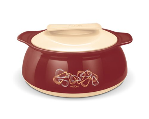 Milton-Exotique-Insulated-Hot-pot-Food-Server-Casserole-with-Stainless-Steel-Insert-Keeps-Food-Warmcold-for-Hours-10-Lt