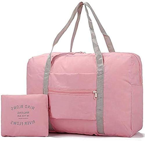 1ピース折りたたみバッグ旅行収納袋キャンプ輸送学校旅行キャリーバッグ防水