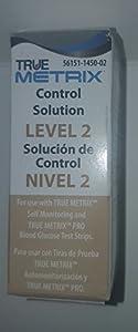 Control Solution Level 2 for TRUE Metrix Meter (1 Each)
