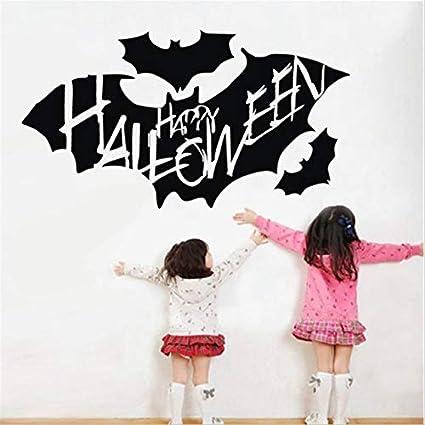 World Beautys 2018 Wallpaper Creative Fashion Happy Halloween Background Wall Sticker Window Home Decoration Decal Decor