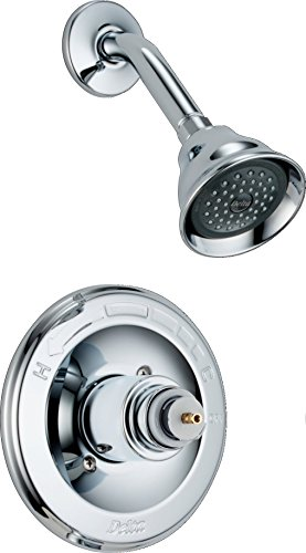Delta T14278-LHP Leland Monitor 14 Series Shower Trim without Handle, Chrome
