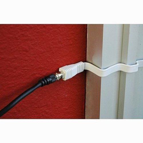 Cable plano CCTV PUENTE Dish Network y DirecTV Aprobados, Modelo: TFC-144823 cable de l?nea delgada plana: Amazon.es: Electrónica