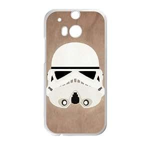 HTC One M8 Phone Cases White Star Wars BCH999958