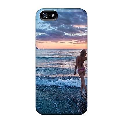 Amazon.com: New Sunset In Ibiza Tpu Case Cover, Anti-scratch ...