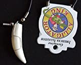 Alligator Tooth Necklace Real Gator Voodoo Magic