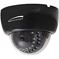 Speco Cctv 960H INDR DOME W/ IR, 2.8-12MM - SO-CLED32D1B