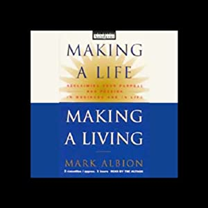 Making a Life, Making a Living Audiobook