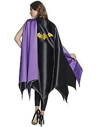 Costume Co Women's DC Superheroes Deluxe Batgirl Cape