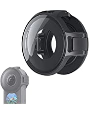 Screen Protector for Insta 360 ONE X2, Lens Guards, Prodrocam Lens Cap, Anti-Scratch Silicone Protective Case for Insta 360 ONE X2 Panoramic Action Camera Accessory