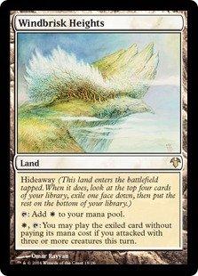 Magic: the Gathering - Windbrisk Heights - Modern Event Deck Singles