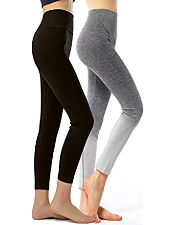 f7feb0518f772 RUNNING GIRL Ombre Yoga Pants Ultrasoft Performance Active Stretch High  Waisted Running Leggings