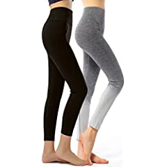 ac46a8bf04e3df RUNNING GIRL Ombre Yoga Pants Ultrasoft Performance Active Stretch High  Waisted Running Leggings