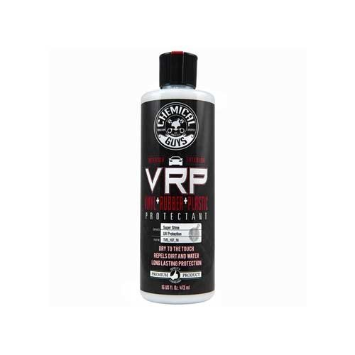 Chemical Guys TVD_107_16 V.R.P. Vinyl, Rubber, and Plastic Super Shine Dressing (16 oz) by Chemical Guys (Image #1)