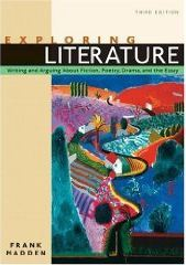 Exploring Literature: Writing&Arguing about Fiction, Poetry, Drama,&the Essay 3RD EDITION pdf