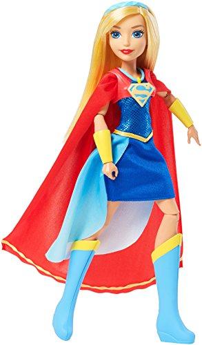 Mattel DC Super Hero Girls Premium Supergirl Action Doll, 12