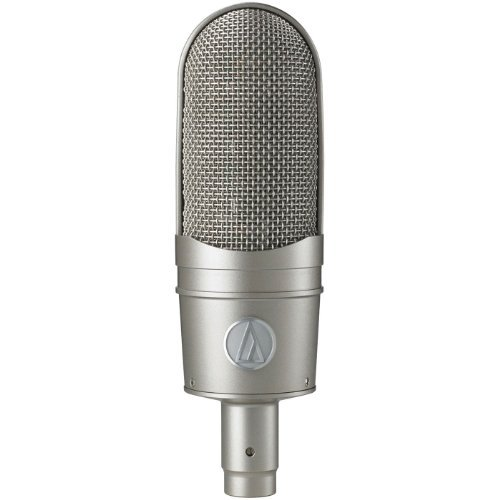 Audio-Technica AT4080 Phantom Powered Bi-directional Ribbon Microphone